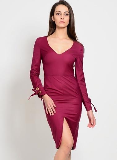 Lavısh Alıce Elbise Mor